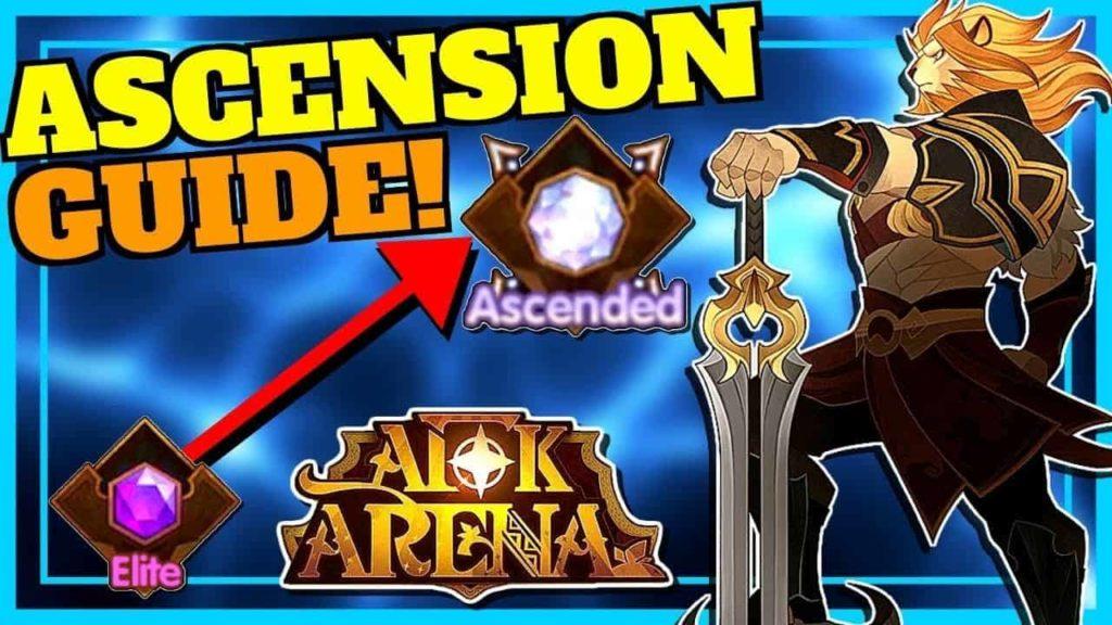 afk arena ascension guide