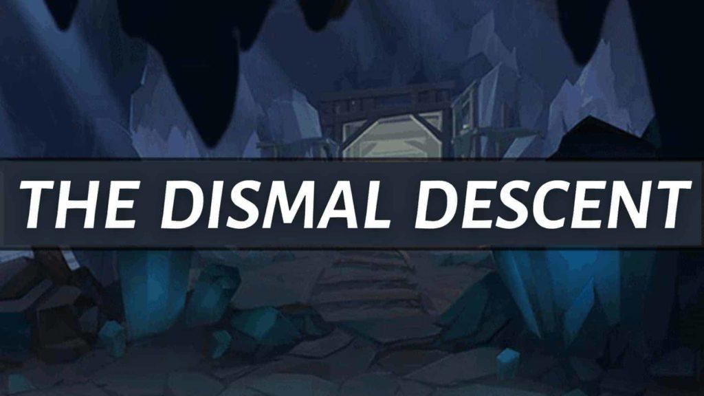 afk arena dismal descent
