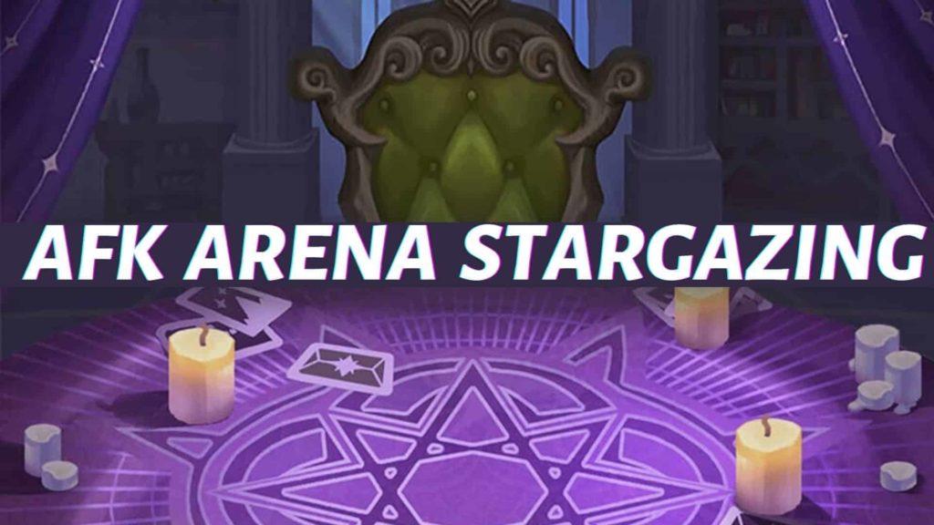 afk arena stargazing