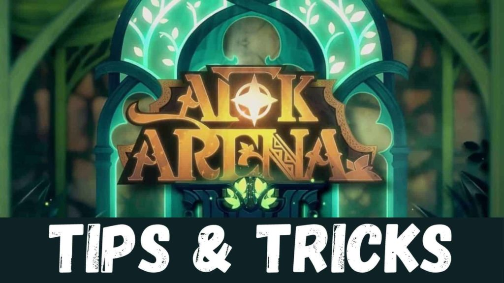 afk arena tips and tricks