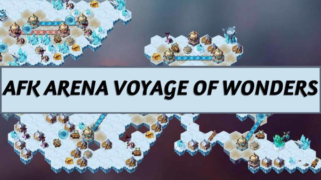 afk arena voyage of wonders